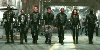 G.I. Joe: The Rise of Cobra trailer screen shot