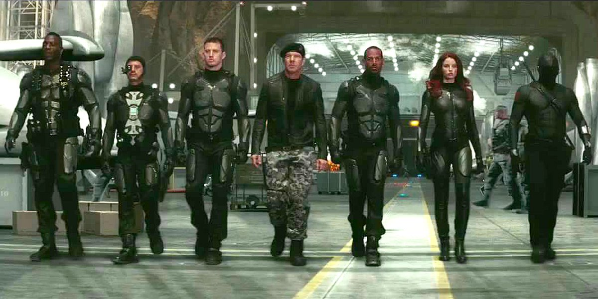 Another G  I  Joe Spinoff Is In The Works - CINEMABLEND