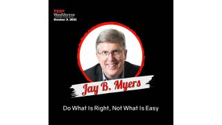 Jay B. Myers to Speak at TedxWestMonroe