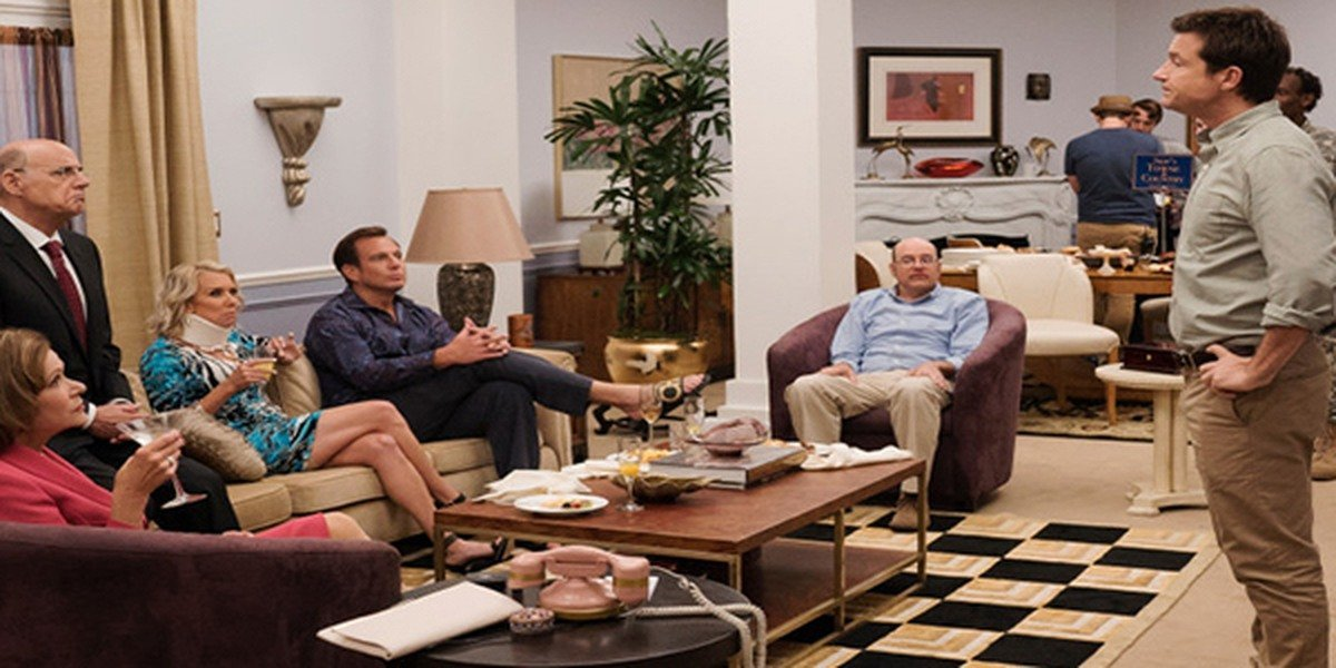 Some of the main cast of Arrested Development.