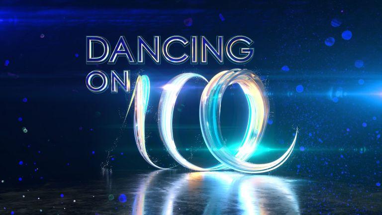 Dancing on Ice 2022 logo