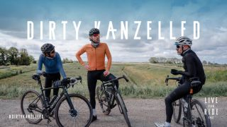 Dirty Kanzelled gravel event