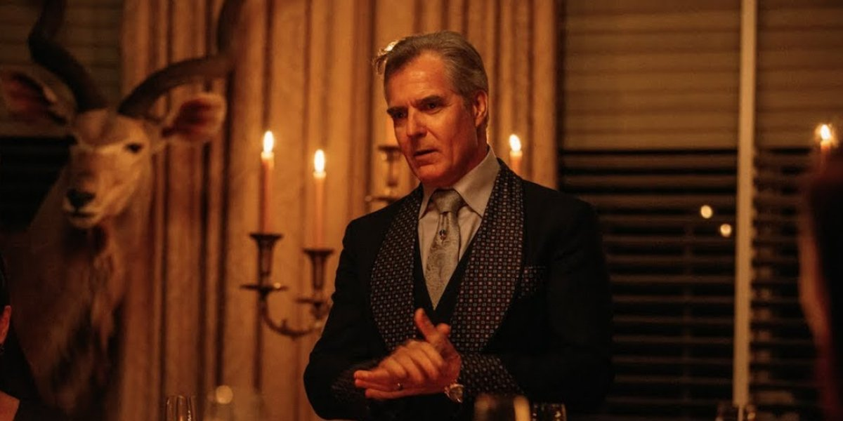 Henry Czerny in Ready or Not