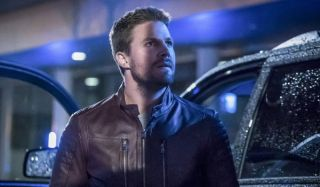 arrow season 5 missing oliver queen stephen amell