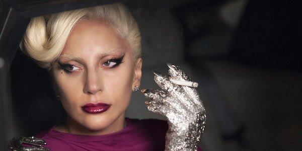 Gaga as The Countess