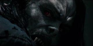 Morbius's vampire appearance