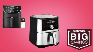 I cooked every meal in an air fryer for a year, and now it's in the Prime Day sale