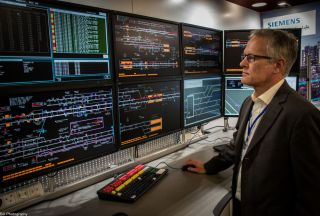 Siemens Creates IP-Based Rail Signaling Simulator With Matrox