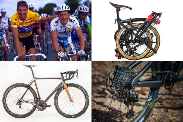 Tech of the week: pros' new bikes, SRAM Force eTap and more