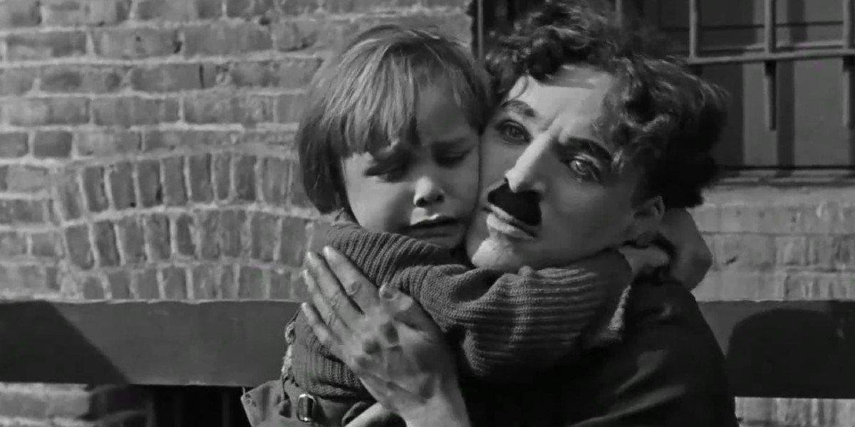 Charlie Chaplin, Jackie Coogan - The Kid