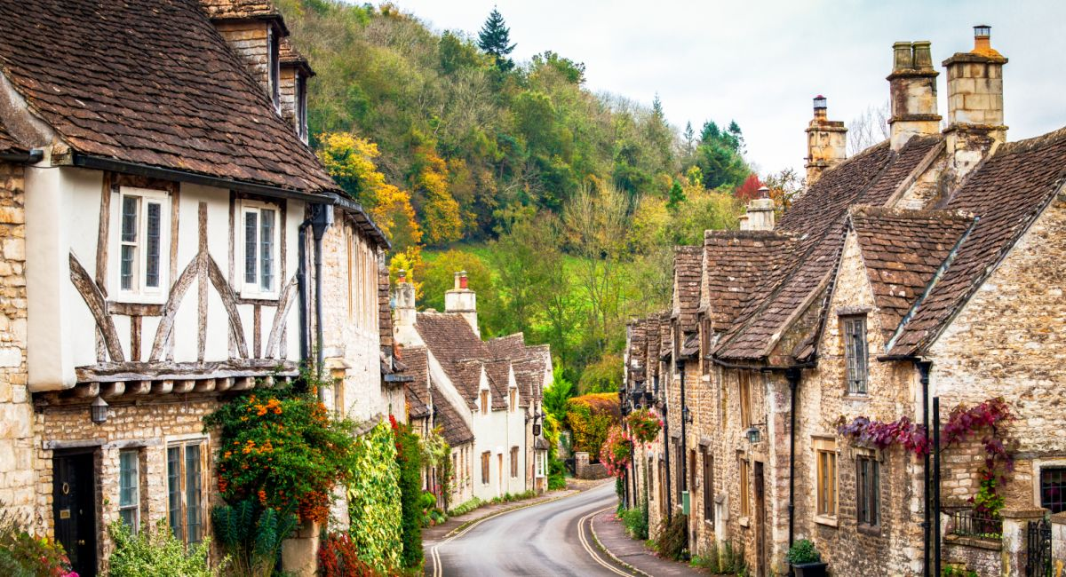 The UK's most peaceful (and beautiful) villages have been revealed