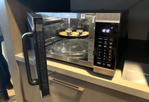 Amazon Smart Oven Hands On Tom S Guide