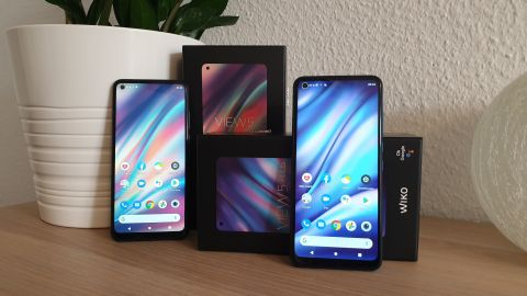 Wiko View 5 Serie Front