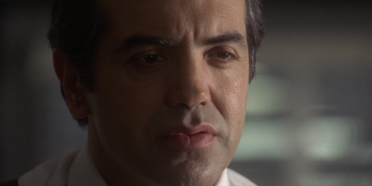 Chazz Palminteri in The Usual Suspects