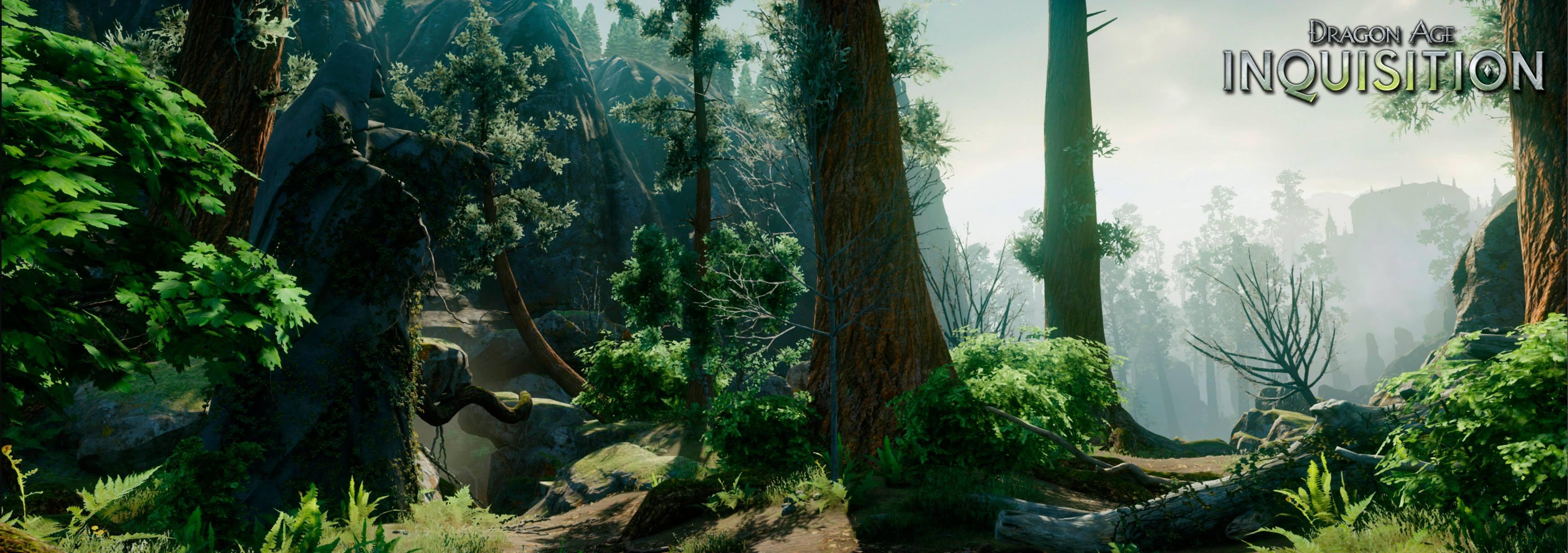 Dragon Age: Inquisition Screenshots Enter Emerald Graves, Empire du Lion #31370