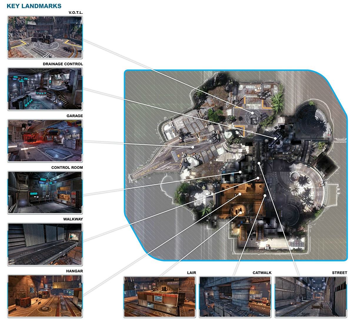 Titanfall Top-Down Map Images Leaked #30729