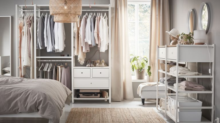 Bedroom storage ideas: 38 clever and stylish solutions | Real Homes