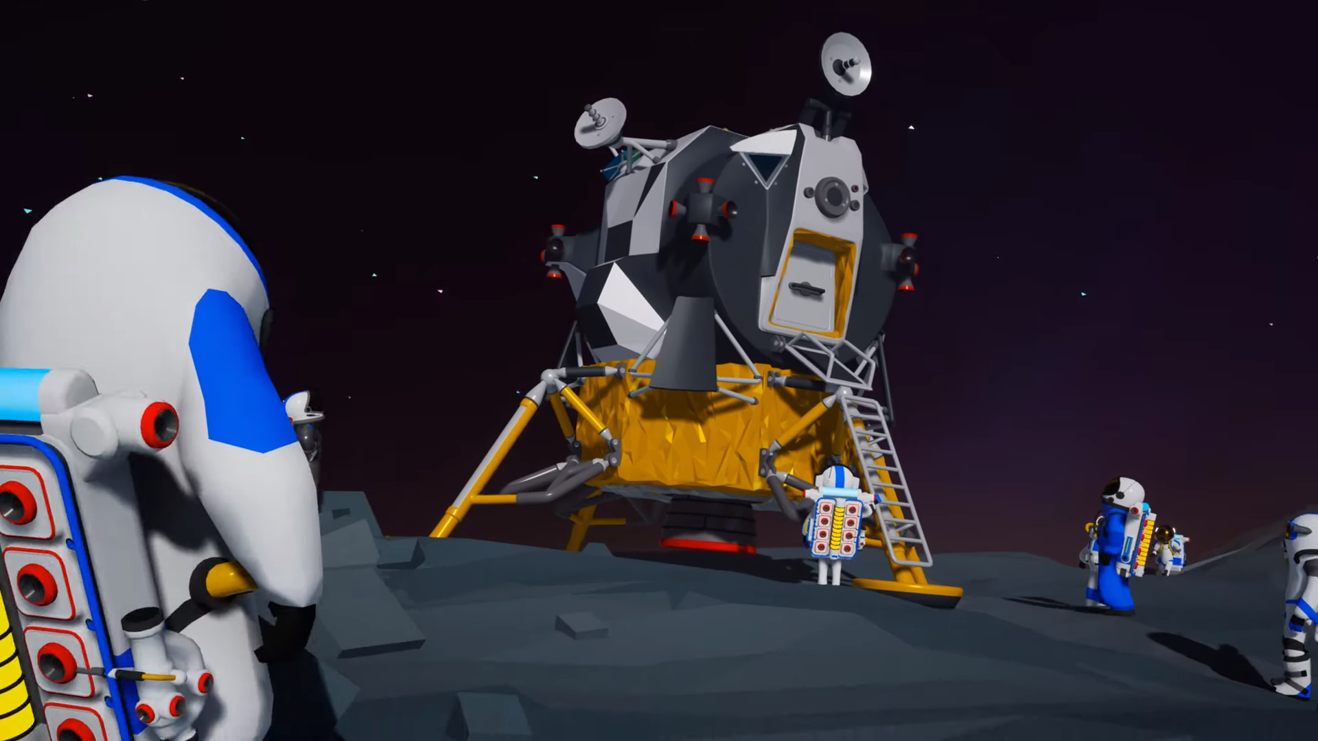 Astroneer pays tribute to the Apollo 11 mission | PC Gamer