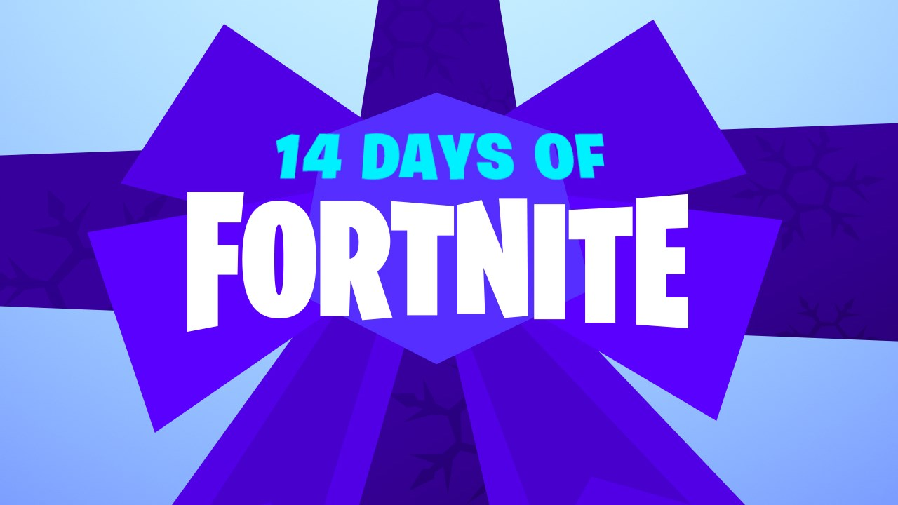 14 Days of Fortnite Challenges are back - here's how to