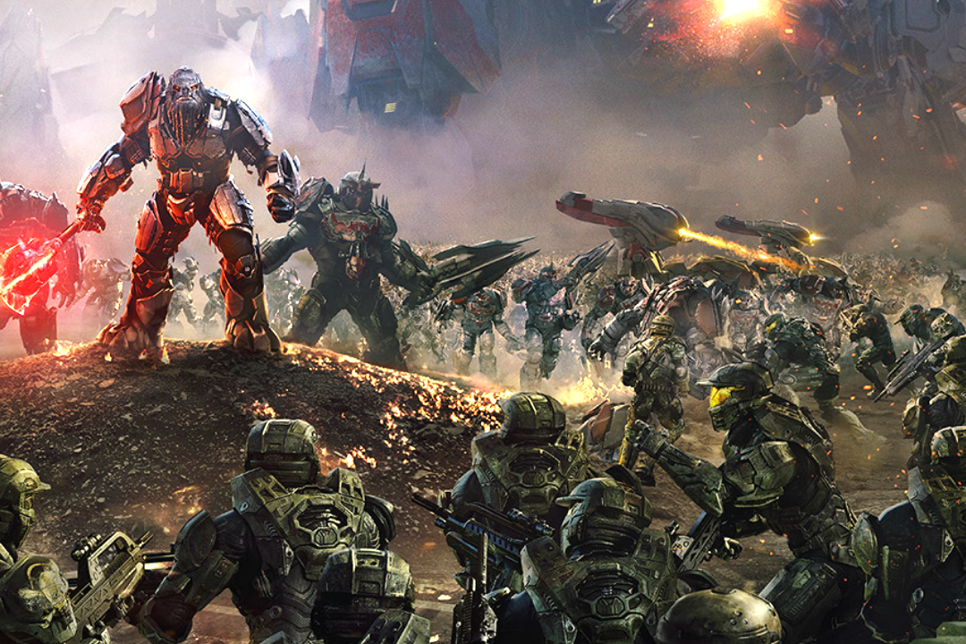 Halo Wars 2 review: a tried tested and slightly tired rts formula that competent but lacking in depth