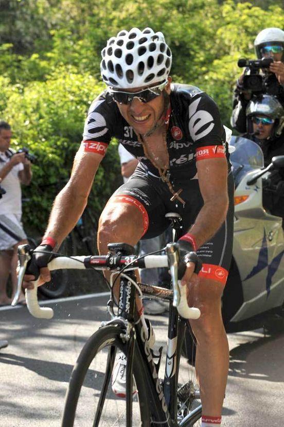 Carlos Sastre Giro Italia 2009 stage 19