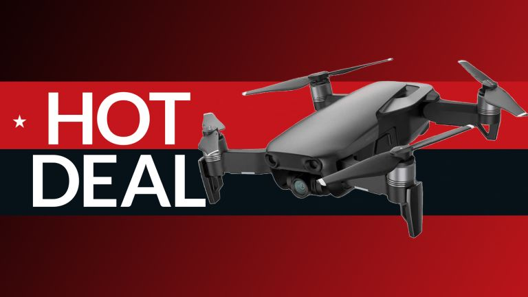 Check out Best Buy's cheap camera drone on sale and save $450 on the DJI Mavic camera drone.