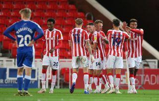 Stoke City v Gillingham – Carabao Cup – Third Round – Bet365 Stadium