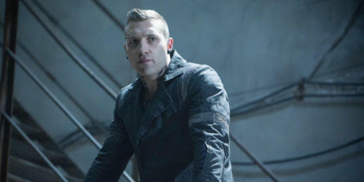 Jai Courtney in Divergent