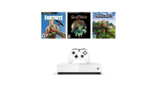 Xbox One S 1TB + 3 games for just $150 in the Walmart Black Friday sale
