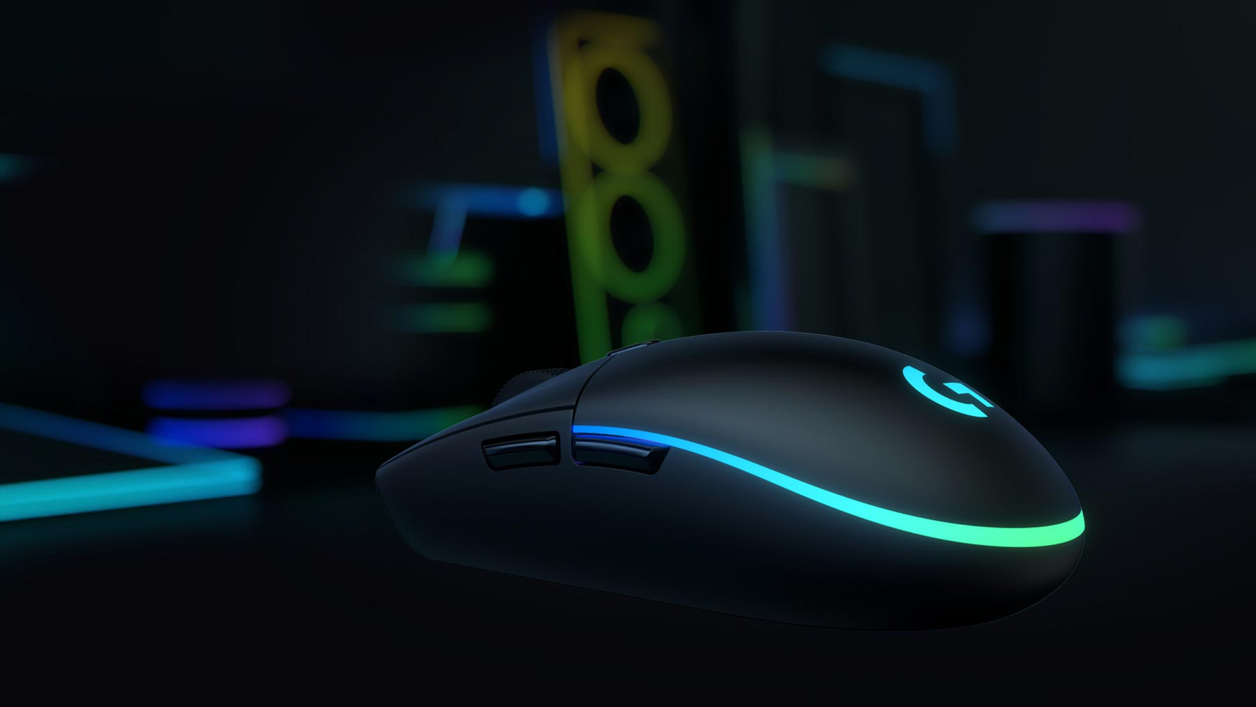 Chuột máy tính Logitech