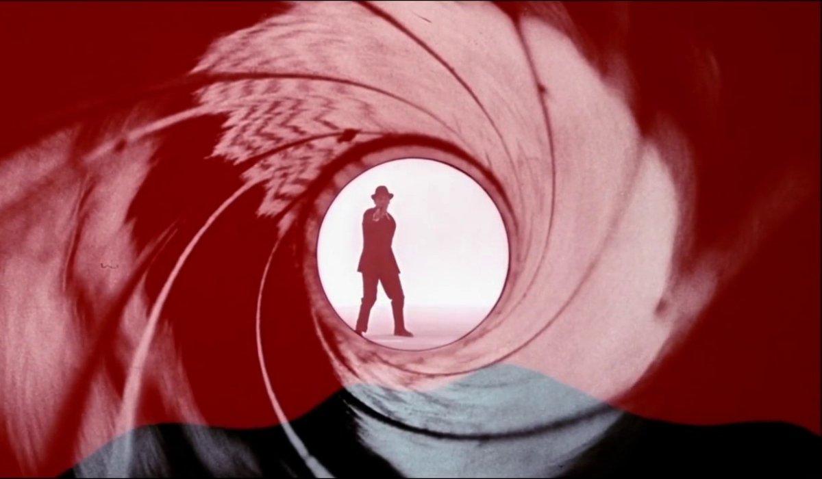 Dr. No the original gun barrel