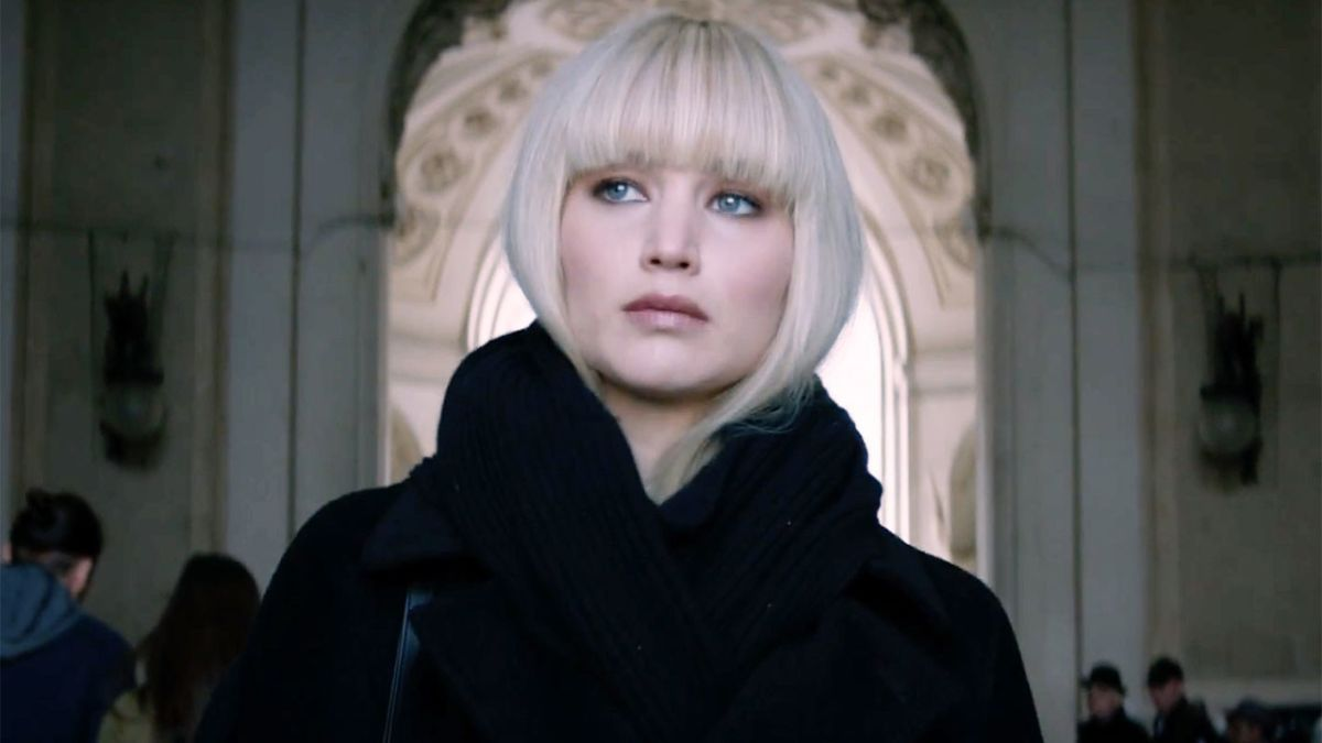 Red Sparrow review: