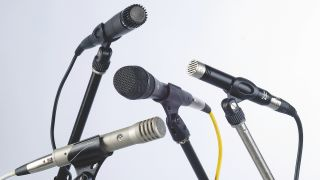 Get to know the different microphone types and where you should use them