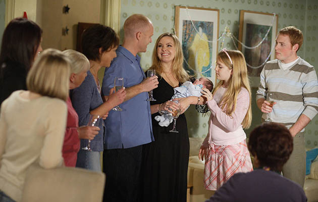10 Years Ago in the Soaps Max Branning, Tanya Branning, EastEnders