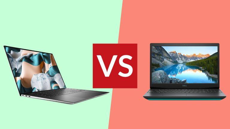 Dell XPS 15 vs Dell G5 15