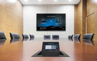 "Extron Electronics Introduces Easy-to-Install 7"" Touchpanel with Cable Cubby"