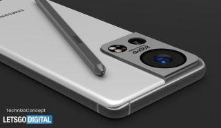 Samsung Galaxy S22 Ultra Olympus