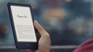 The new Kindle is Amazon's cheapest ever ereader with a front light