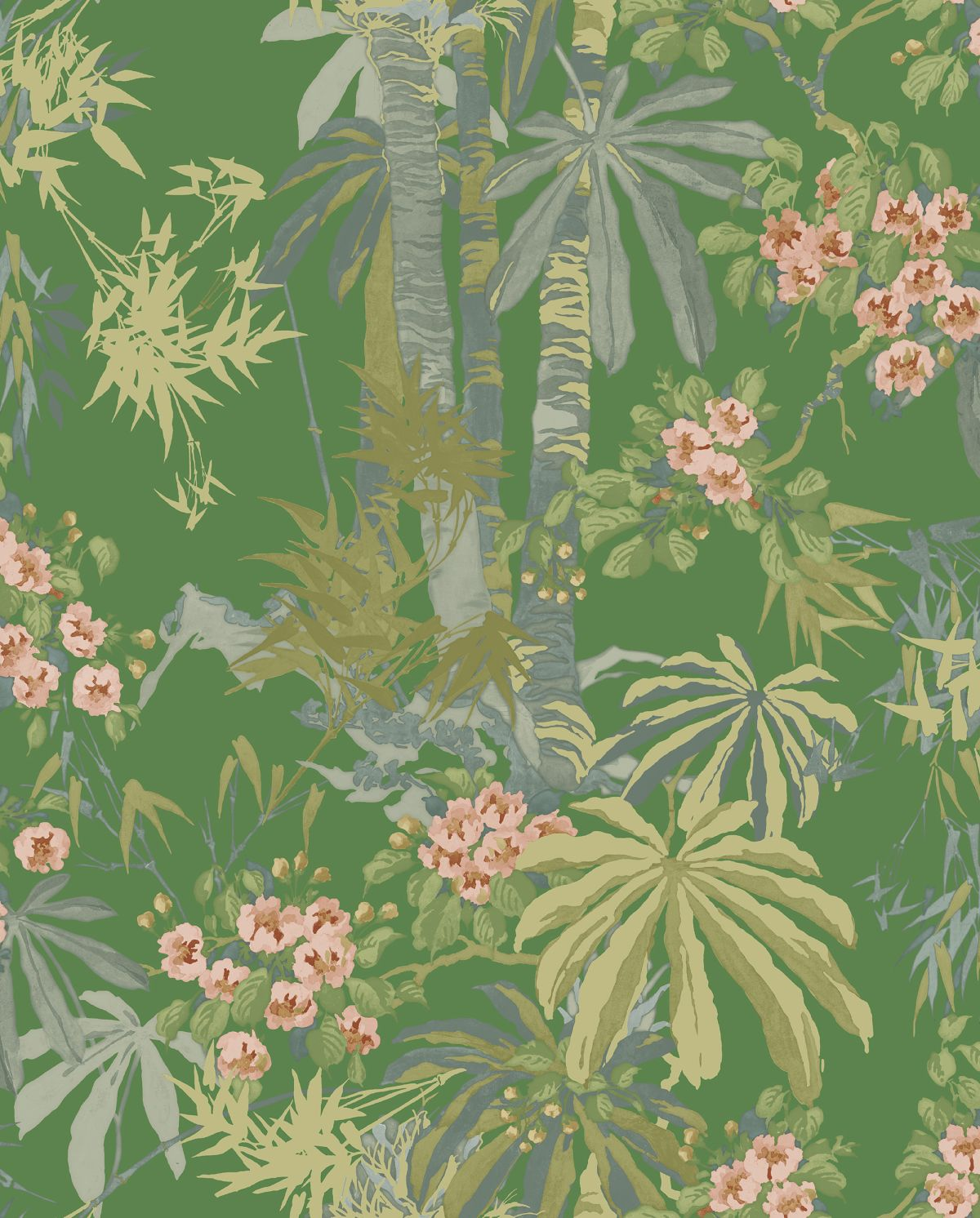 Botanical Wallpapers 22 Fabulous Floral Leaf And Plant Inspired Designs Real Homes