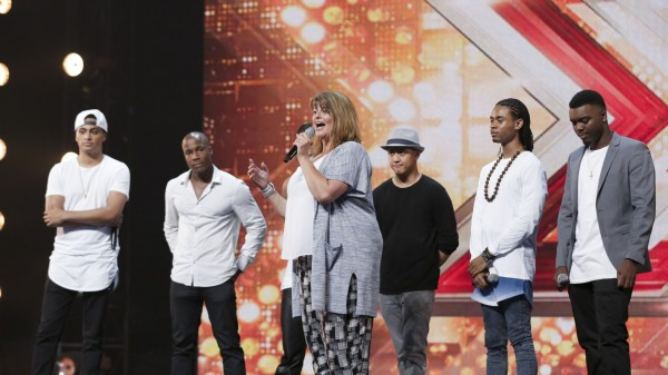 X Factor's Debbie, manager of D Tour
