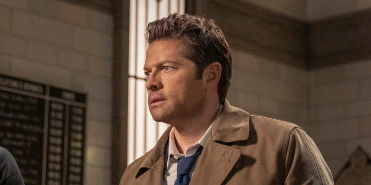 Supernatural Cas Castiel Misha Collins The CW