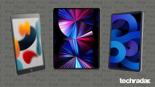 A selection of the best iPads money can buy