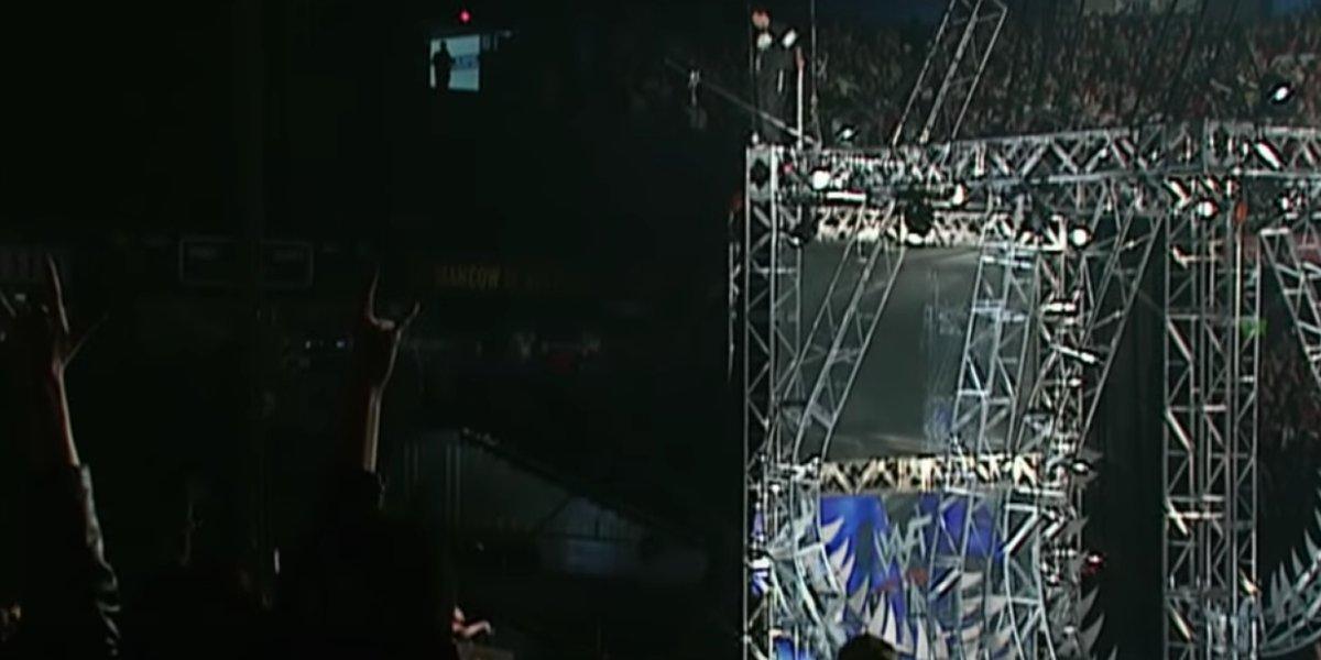 Shane McMahon At Backlash 2001