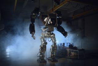 robot gallery