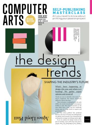New trends in design cover