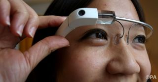 google glasses, wearable technology