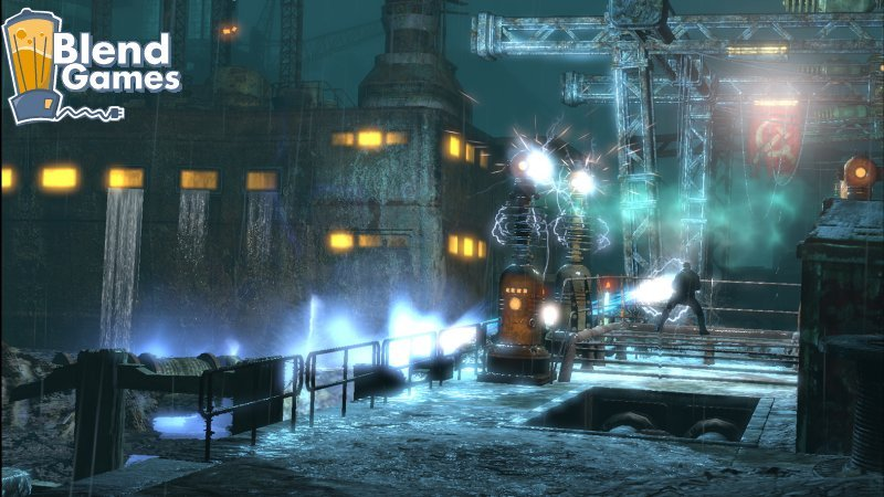 Singularity New Screenshots For Xbox 360 And PS3 #6185