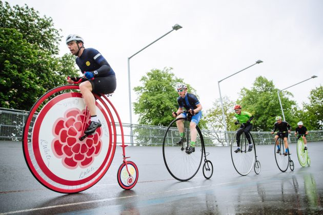 Mark Beaumont To Take On 132 Year Old Penny Farthing Hour