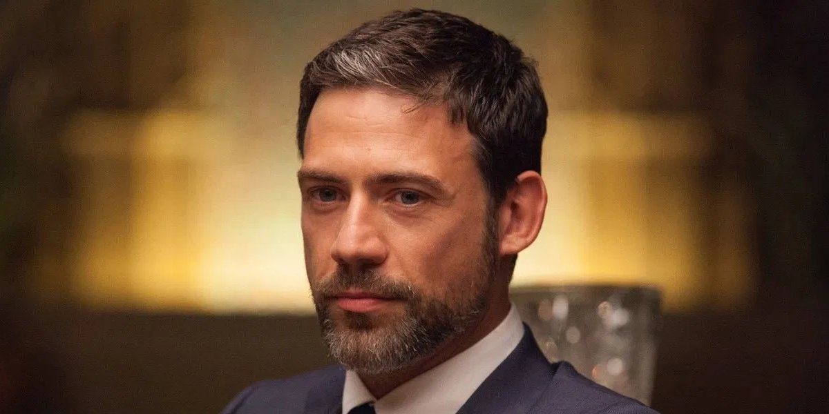Adam Rayner on Tyrant