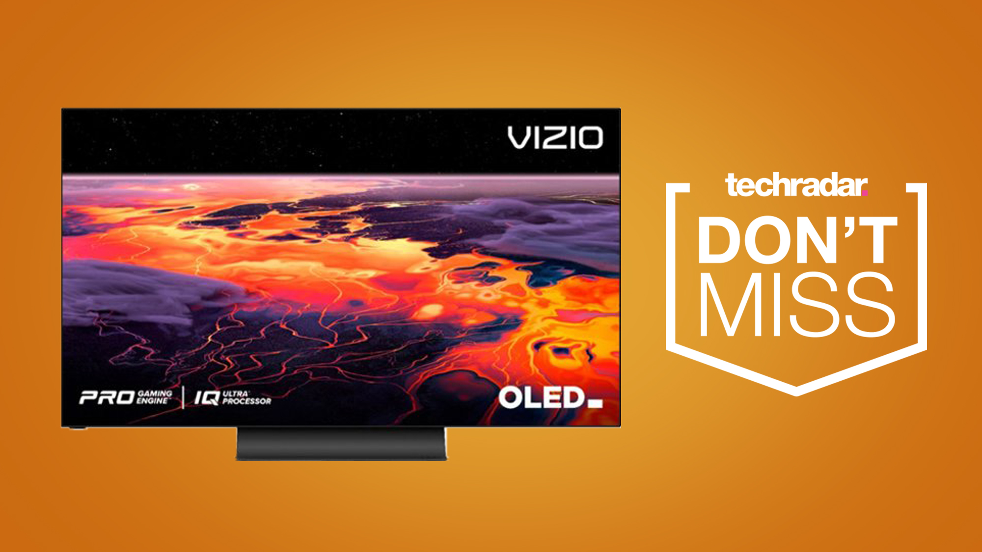 The Vizio Oled Tv Is Back At Its Best Ever Price In A Stunning Black Friday Tv Deal Techradar